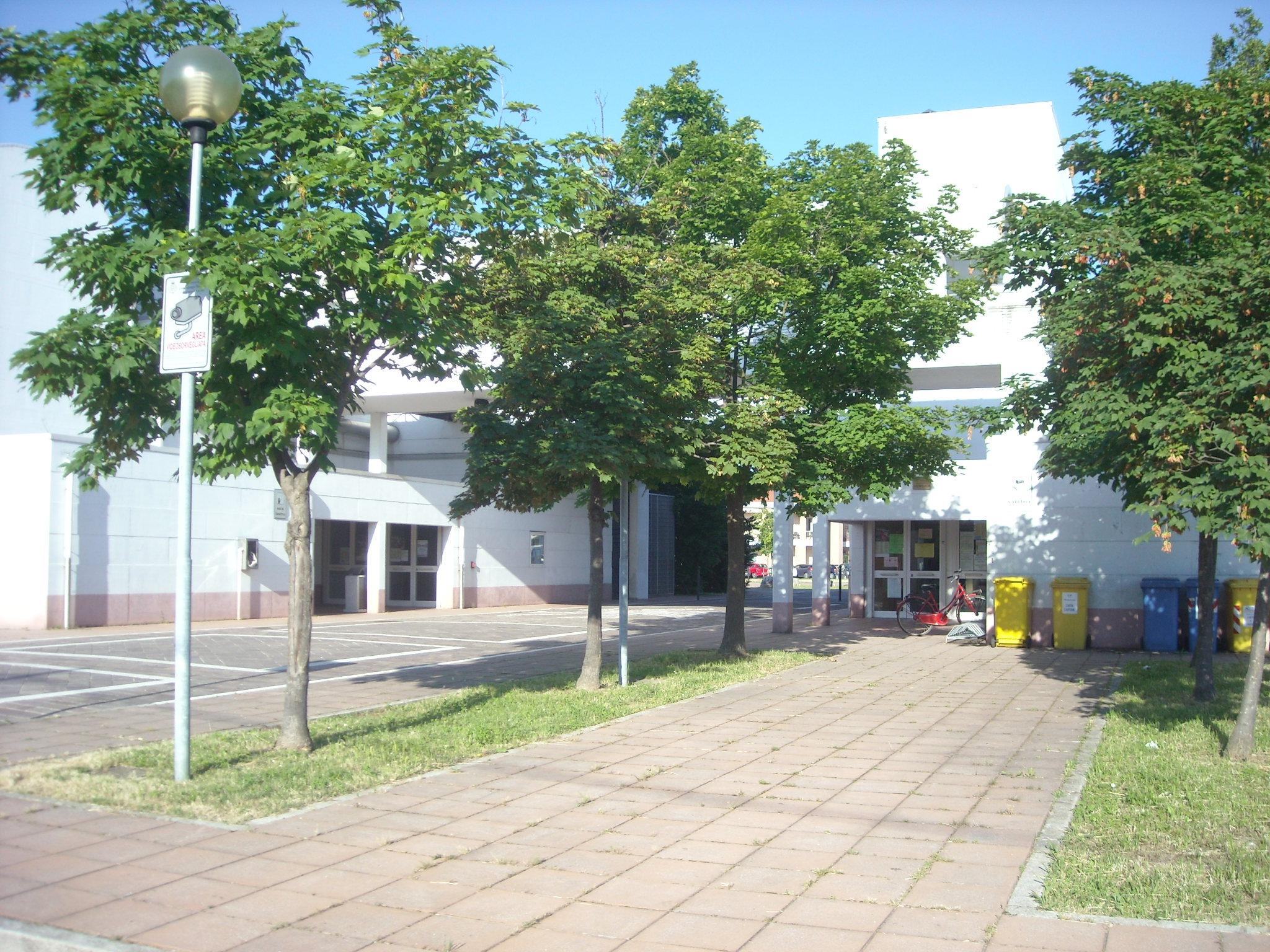 Sede della biblioteca